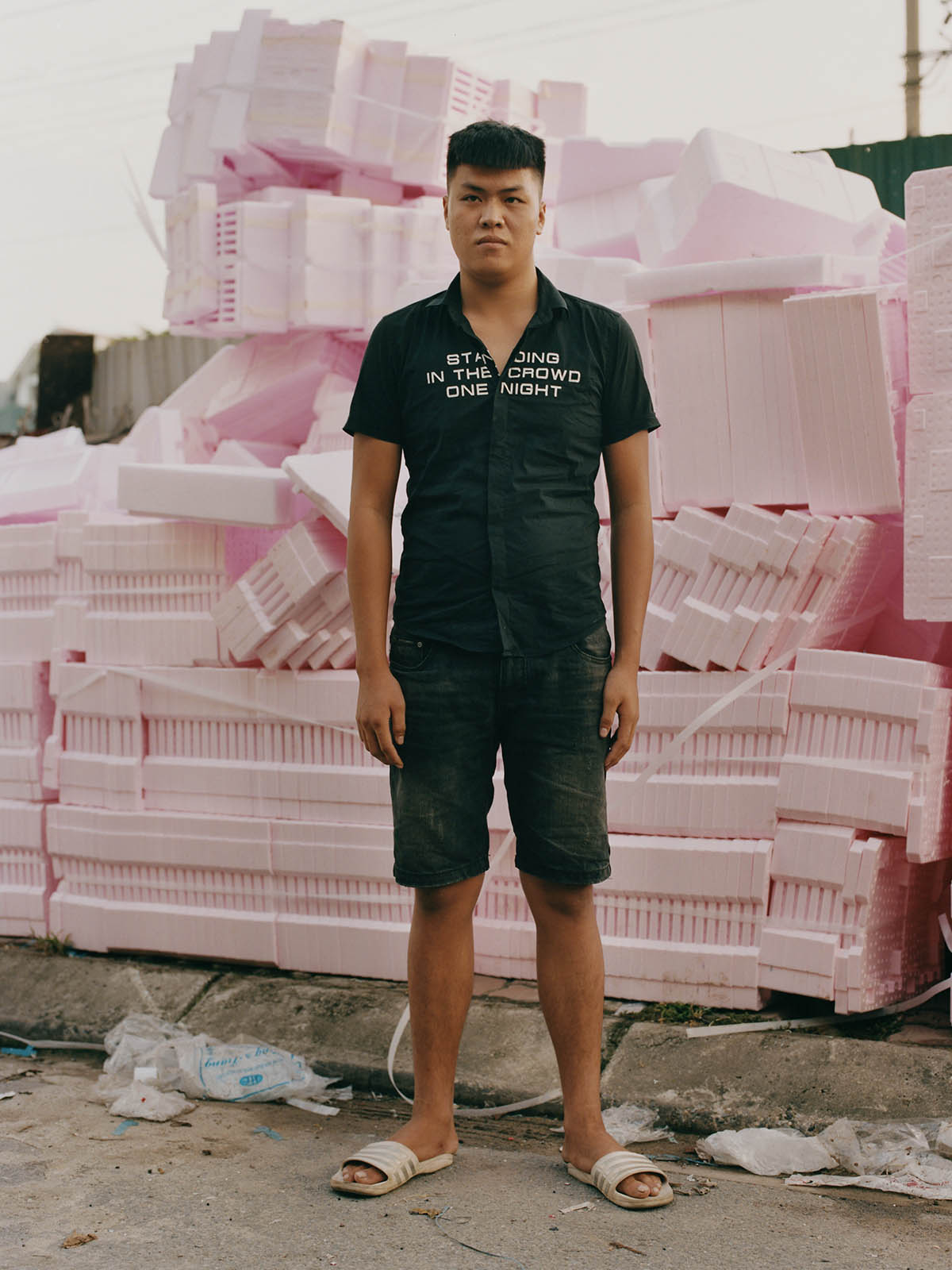 """Vietnam's """"plastic village"""" is the tale of Western excess"""