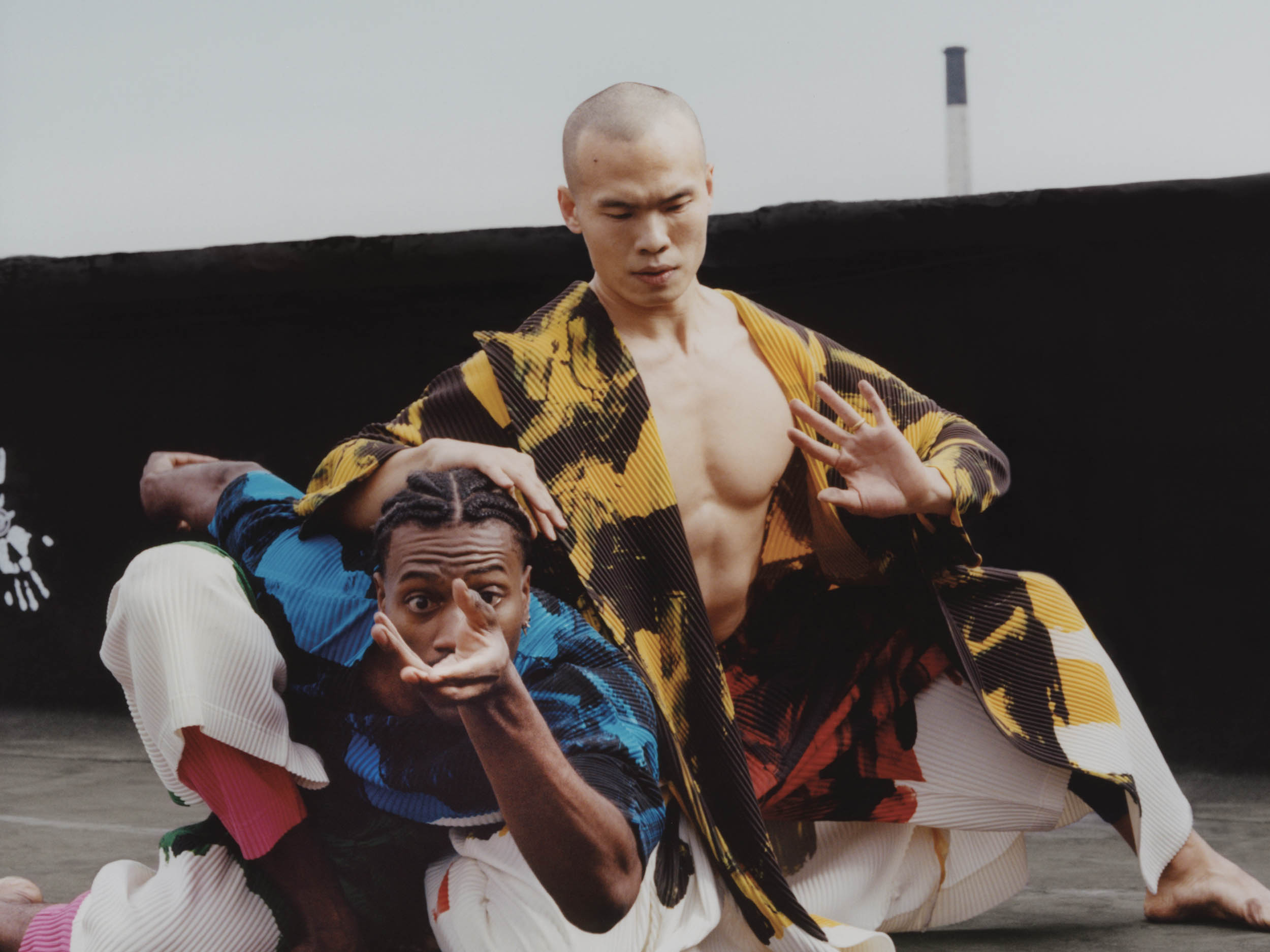 The new wave of modern movement according to Bill T. Jones, Kyle Abraham, and Rashaun Mitchell + Silas Riener
