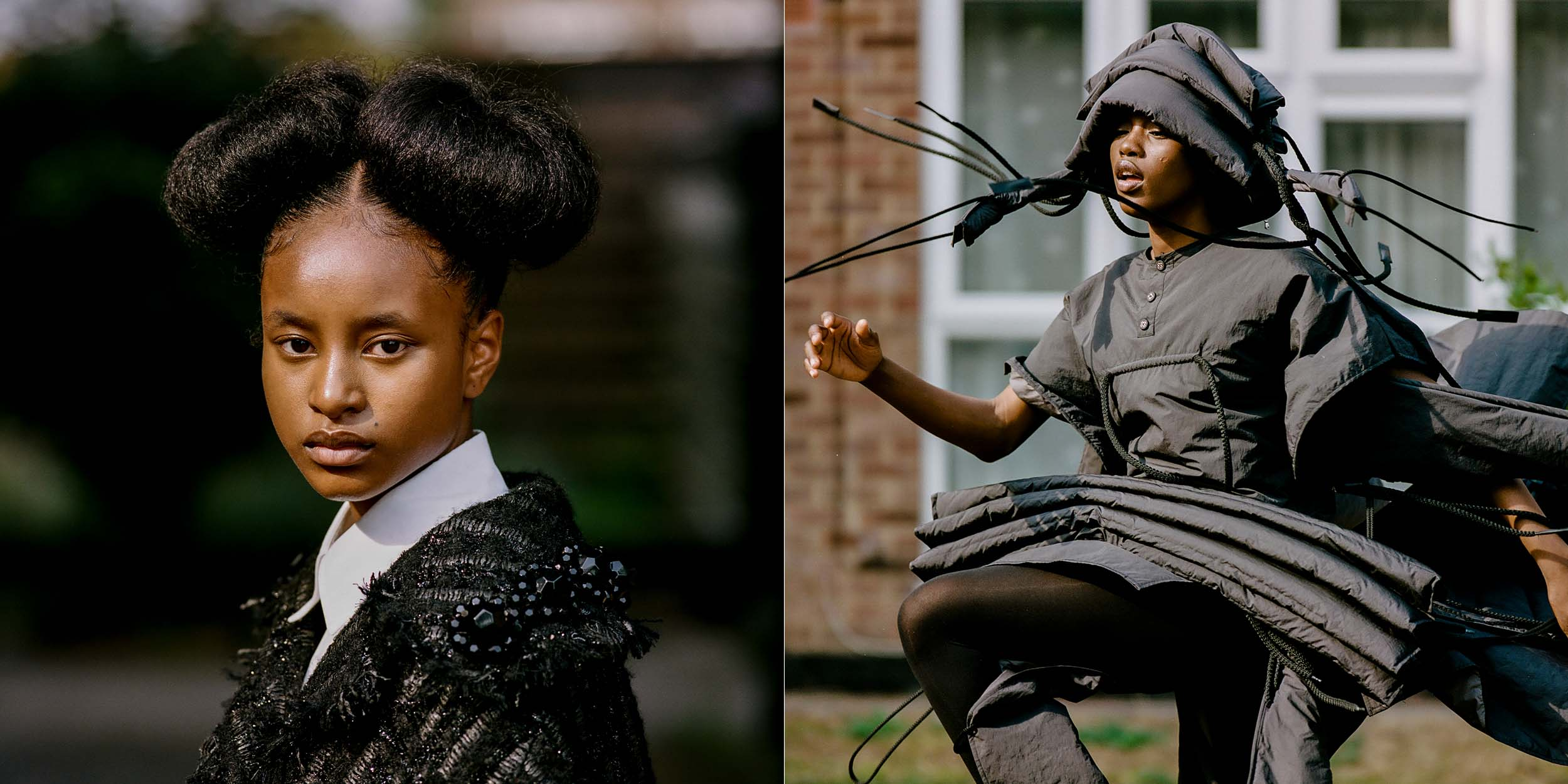 Justin Akomiah's photographic study of poise in East London