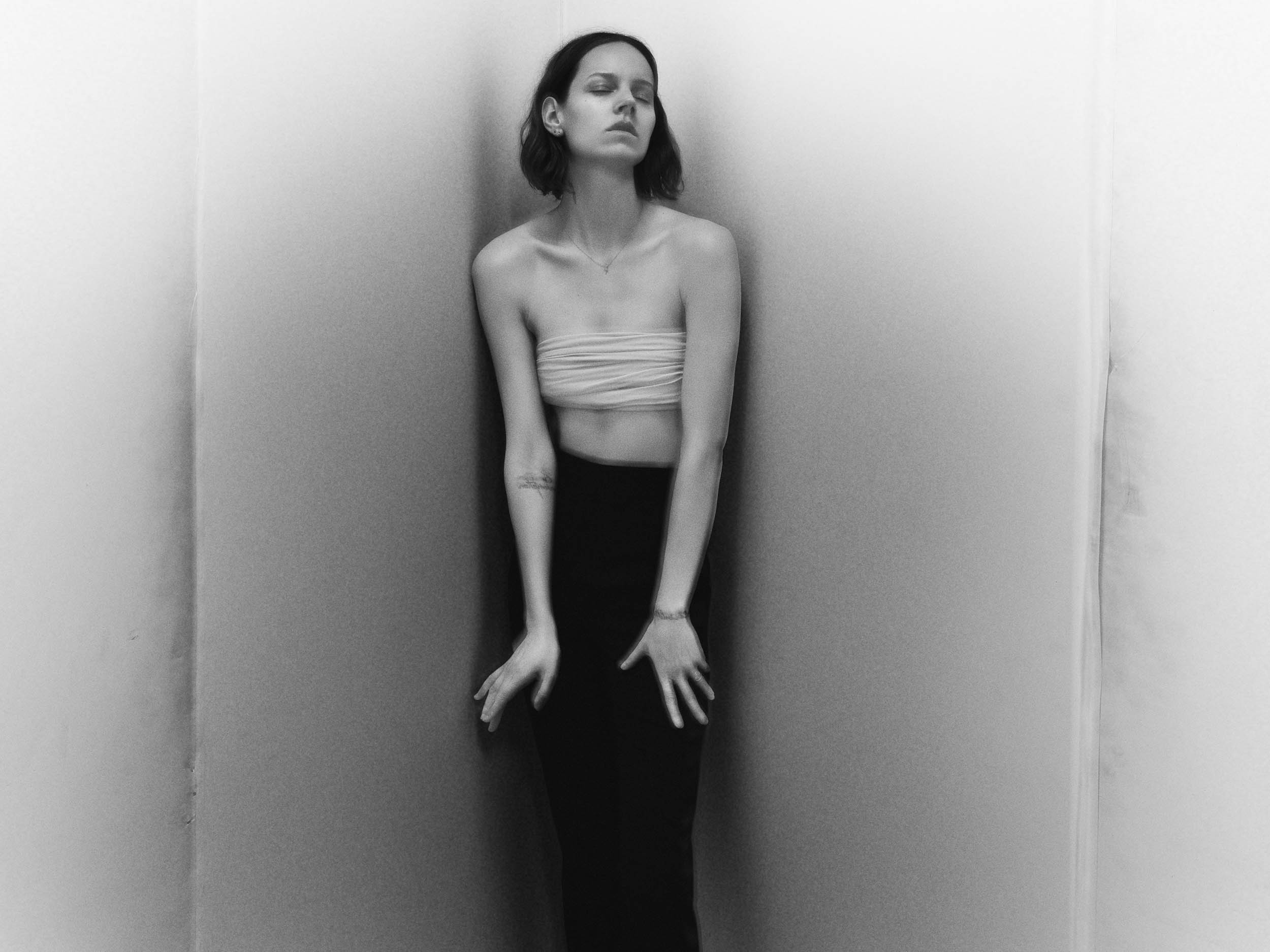 Freja Beha Erichsen wants to go to outer space