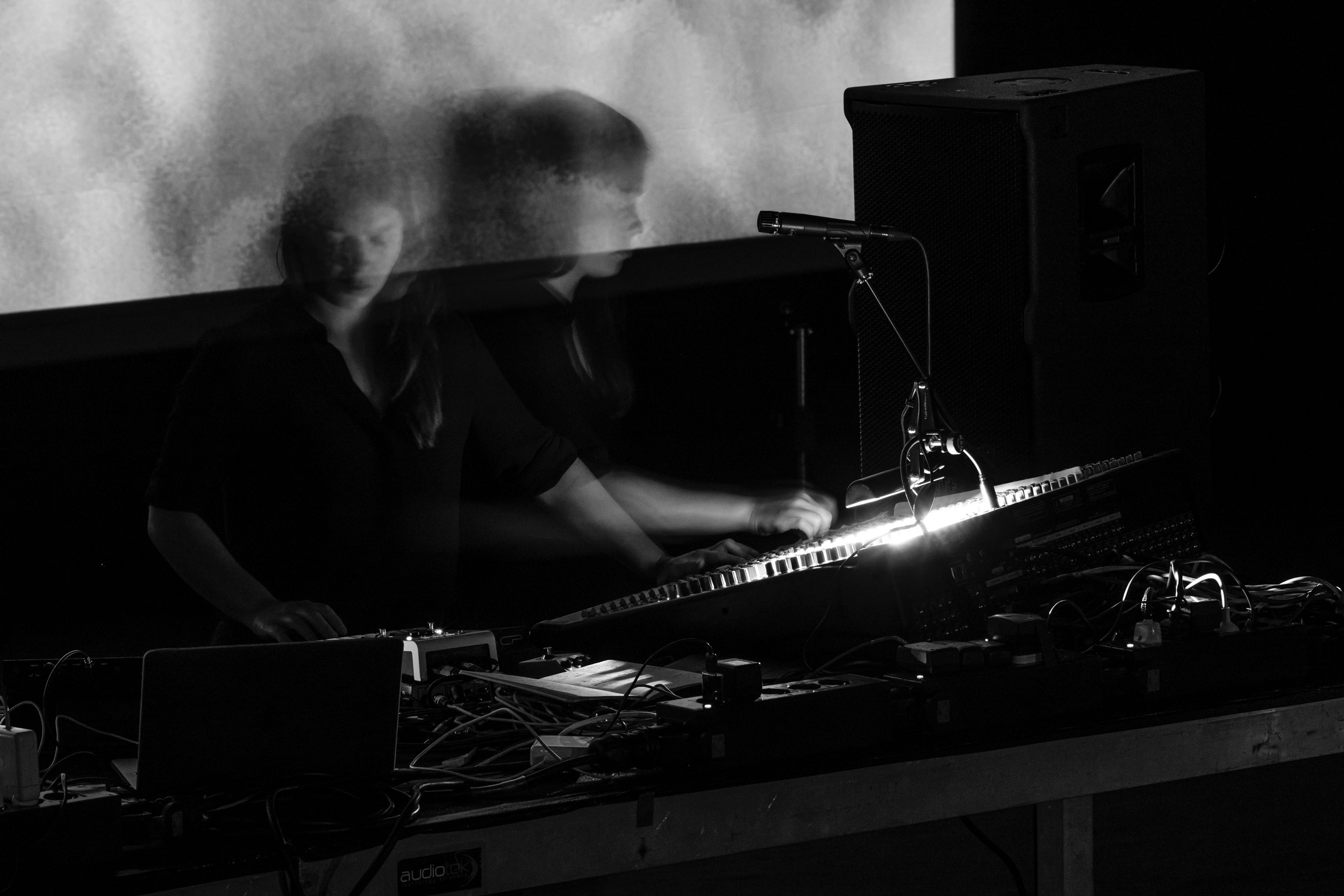 Grand River plays with limitations and freedom in her expansive ambient sound