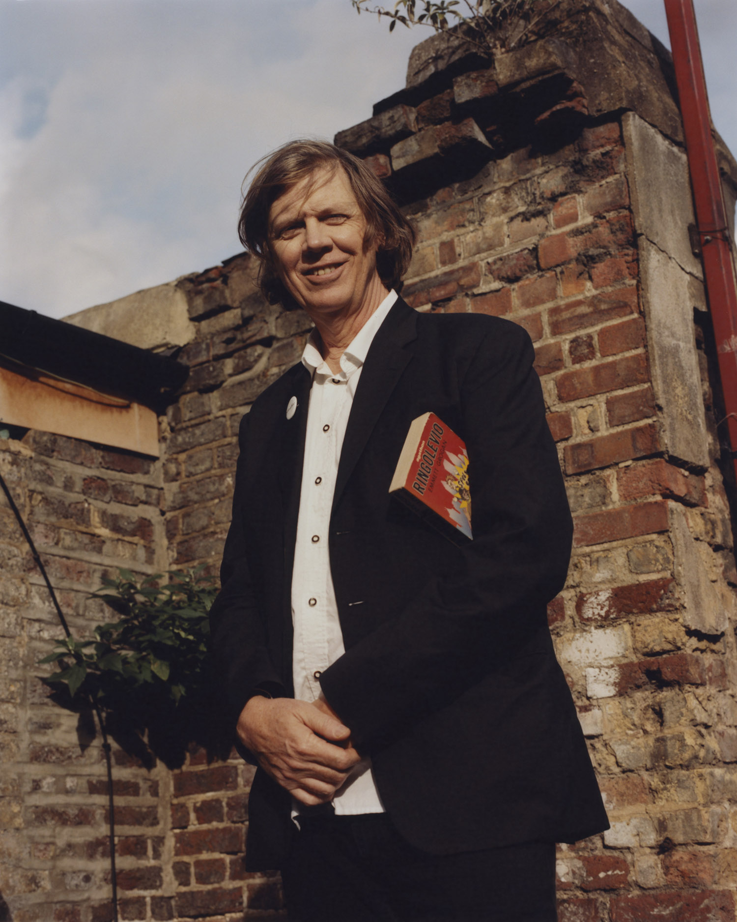 Thurston Moore on his new album, the old New York, and always resisting the mainstream