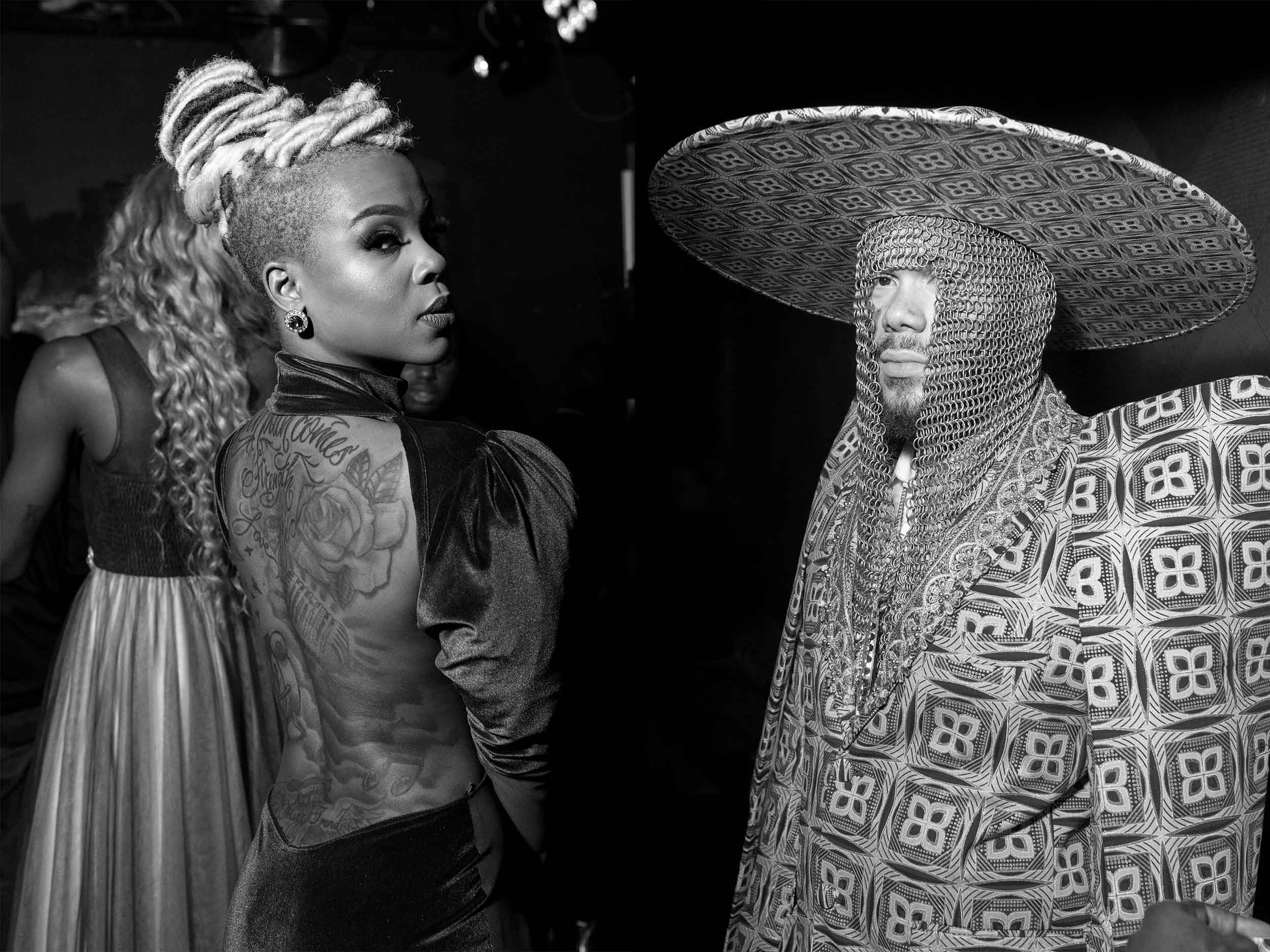 Photographer Dustin Thierry chronicles the underground Ballroom scene in his new exhibition, Opulence