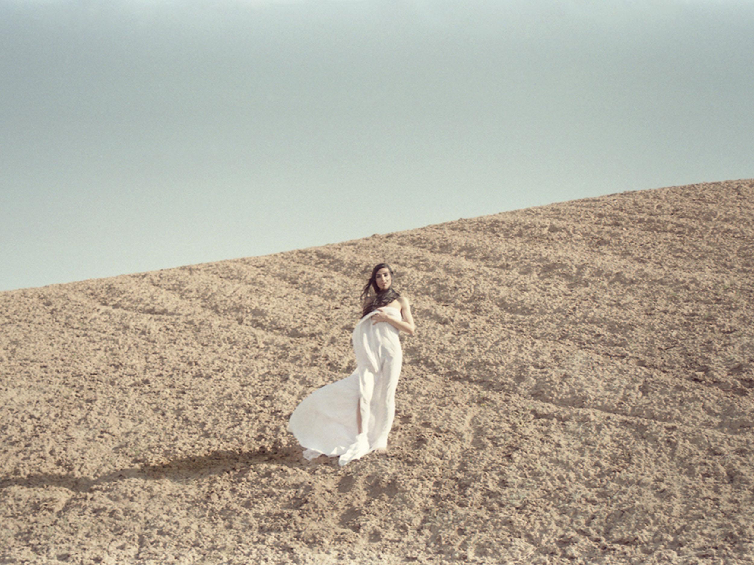 Photographer Sedirea takes us on an intimate journey across the Iranian desert