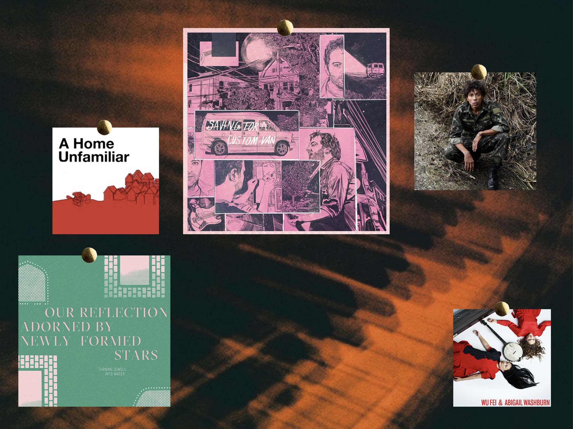 Sounds of solidarity: 5 albums blending language, technologies, and traditions