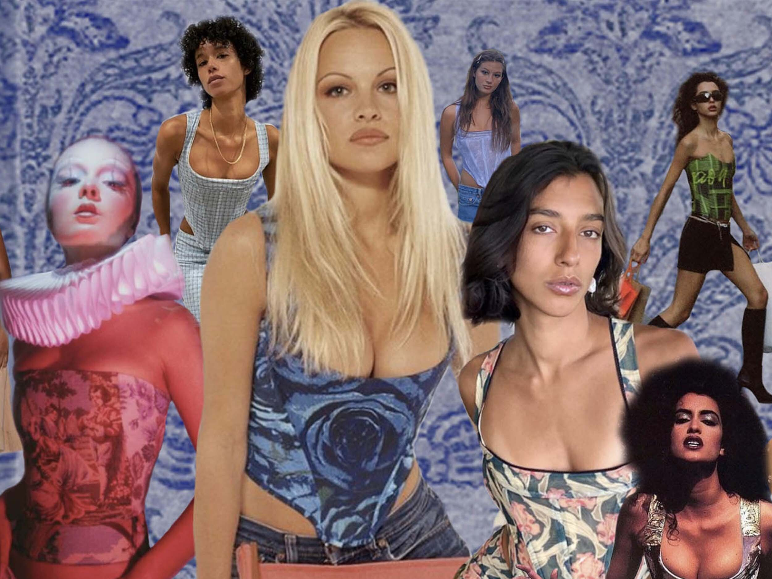 A short history of the corset, from patriarchal symbol to postmodern grail piece