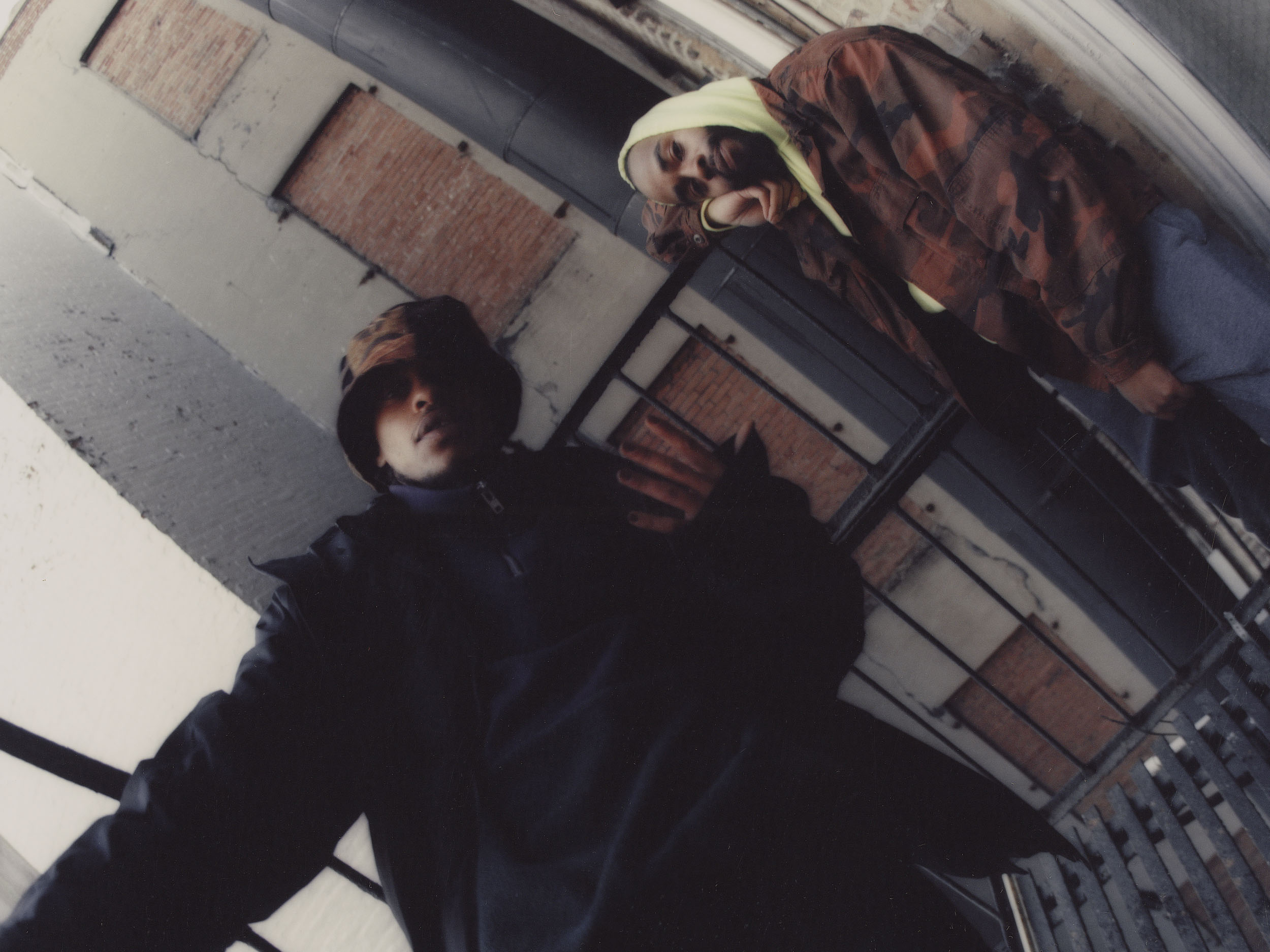 Pink Siifu and Fly Anakin make jazz-inspired hip hop from the soul