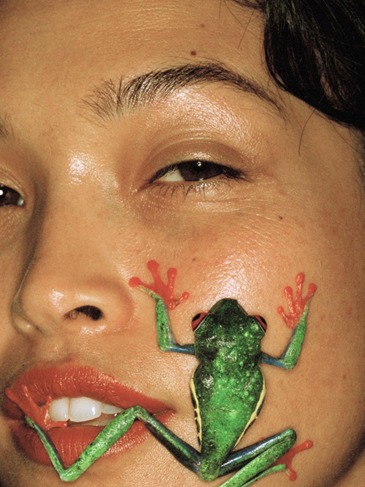 Photographer Jason Landis explores the intimacies of evolution