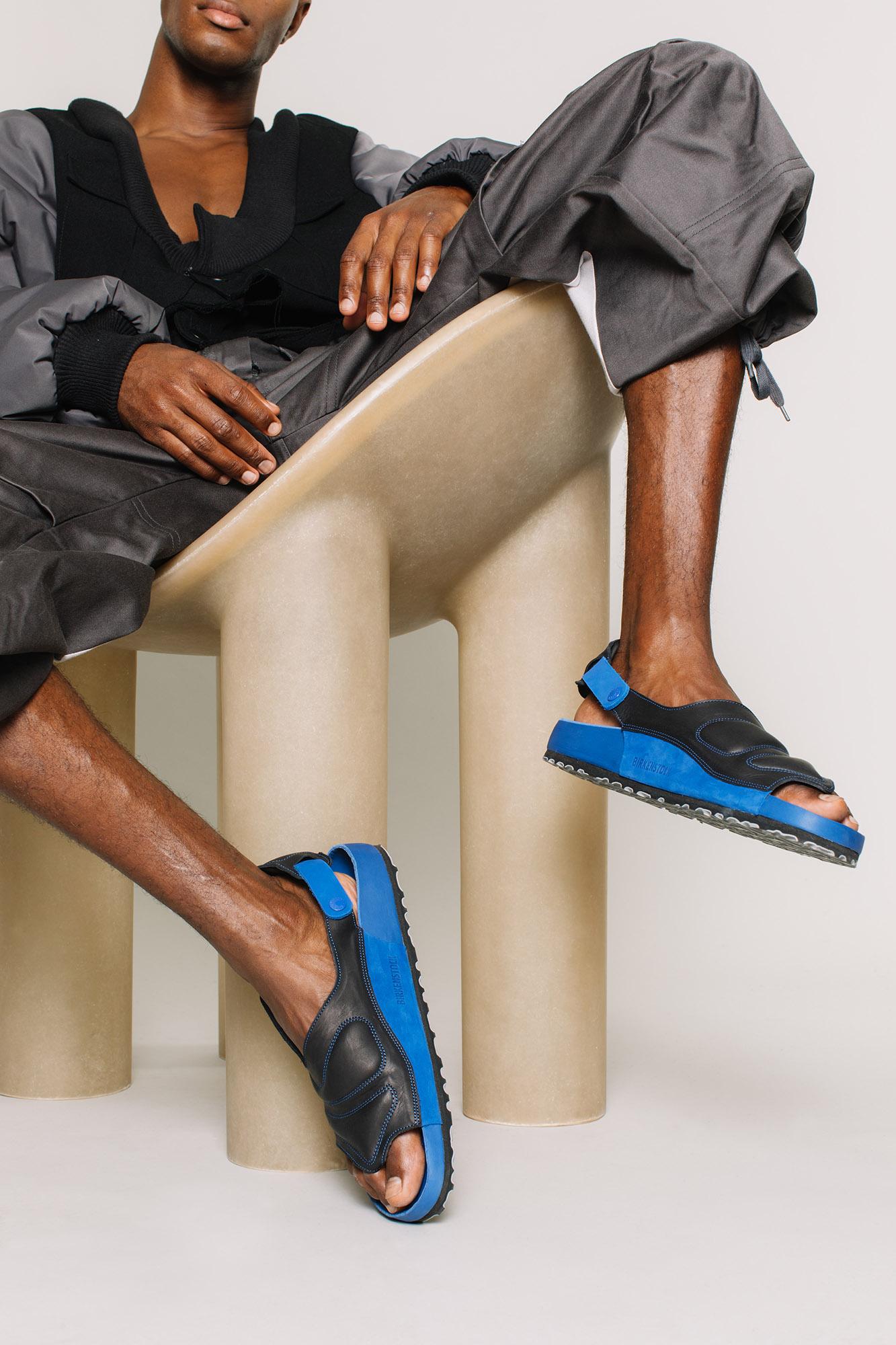 Birkenstock's Central Saint Martins collaboration highlights four emerging designers