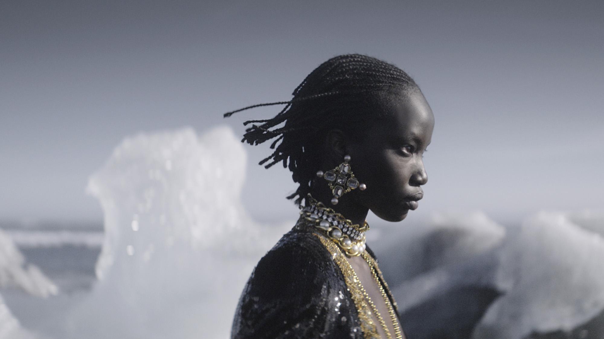 Saint Laurent honors the awe-inspiring intensity of nature and the feminine