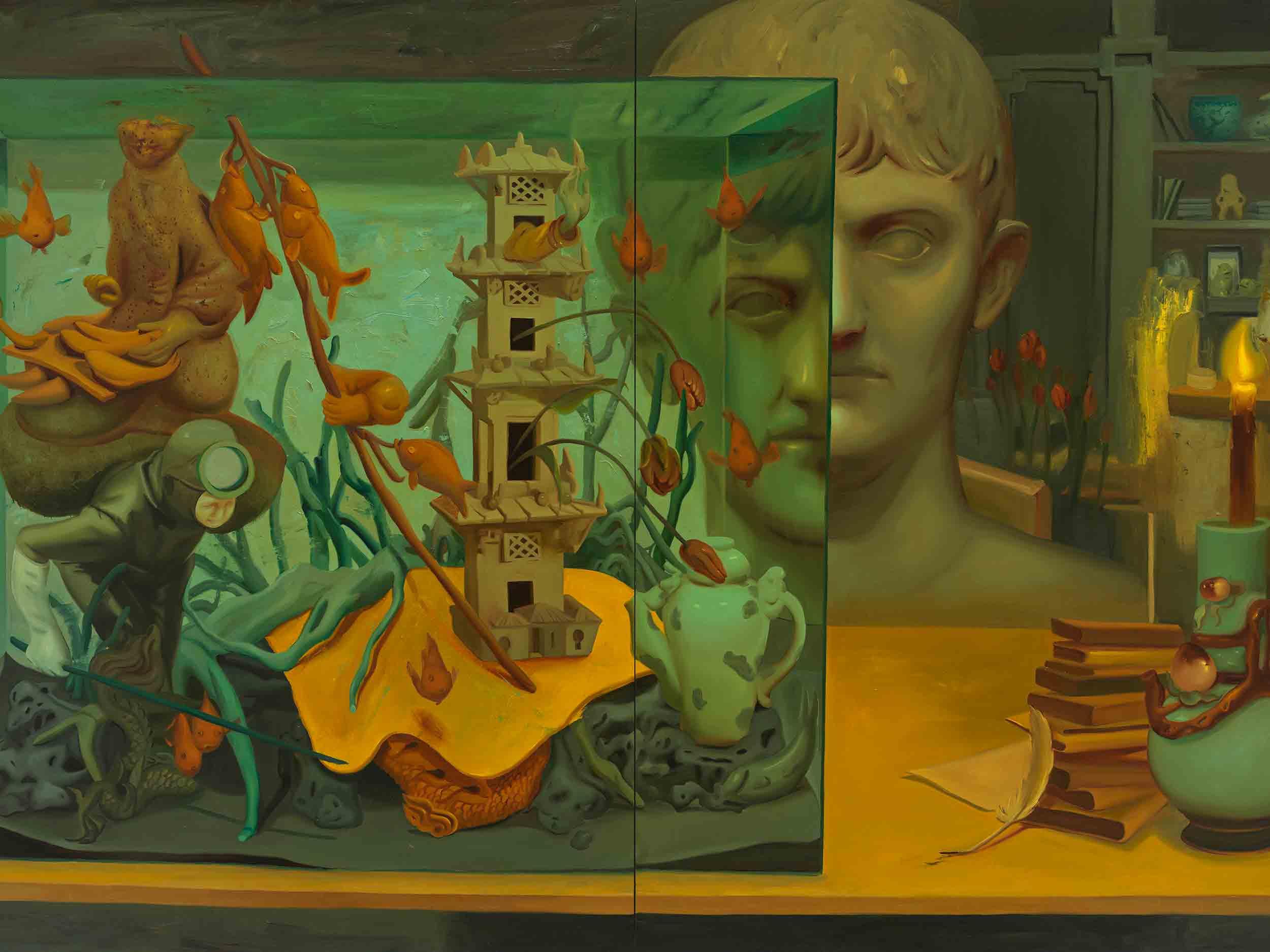 Dominique Fung critiques art history's oriental fantasy