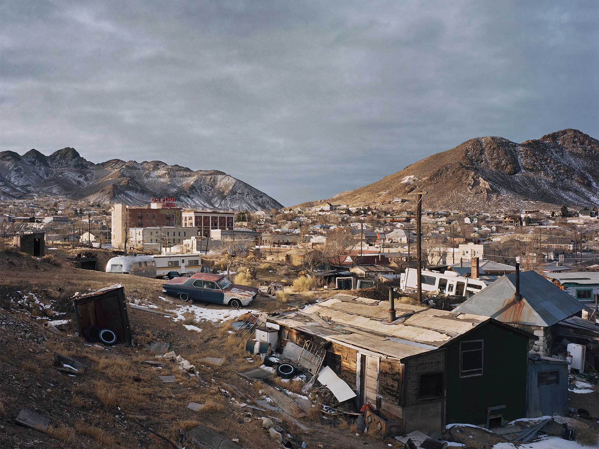 To photographer Bryan Schutmaat, the American West is a boundless muse