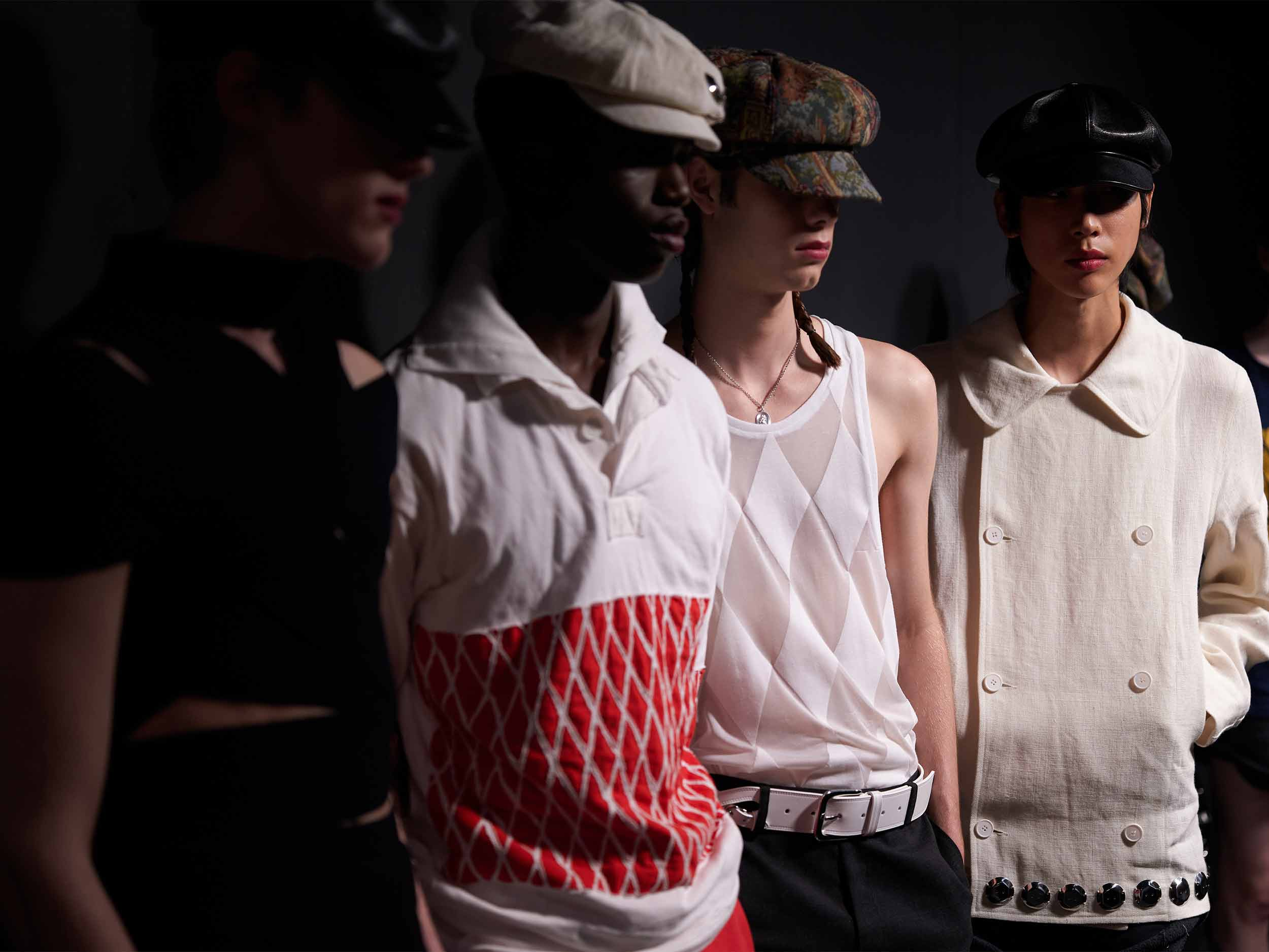 From punk to preppy, London Fashion Week through the lens of Peter Lowe