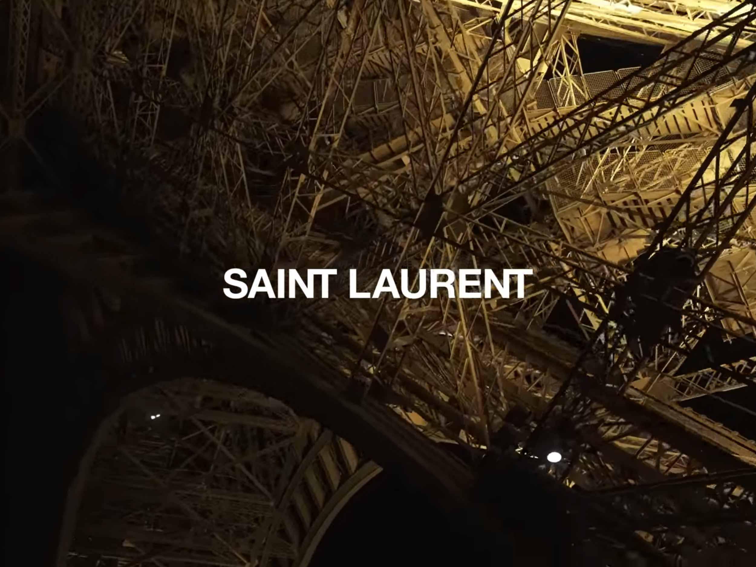 Livestream the Saint Laurent Summer 2022 show here