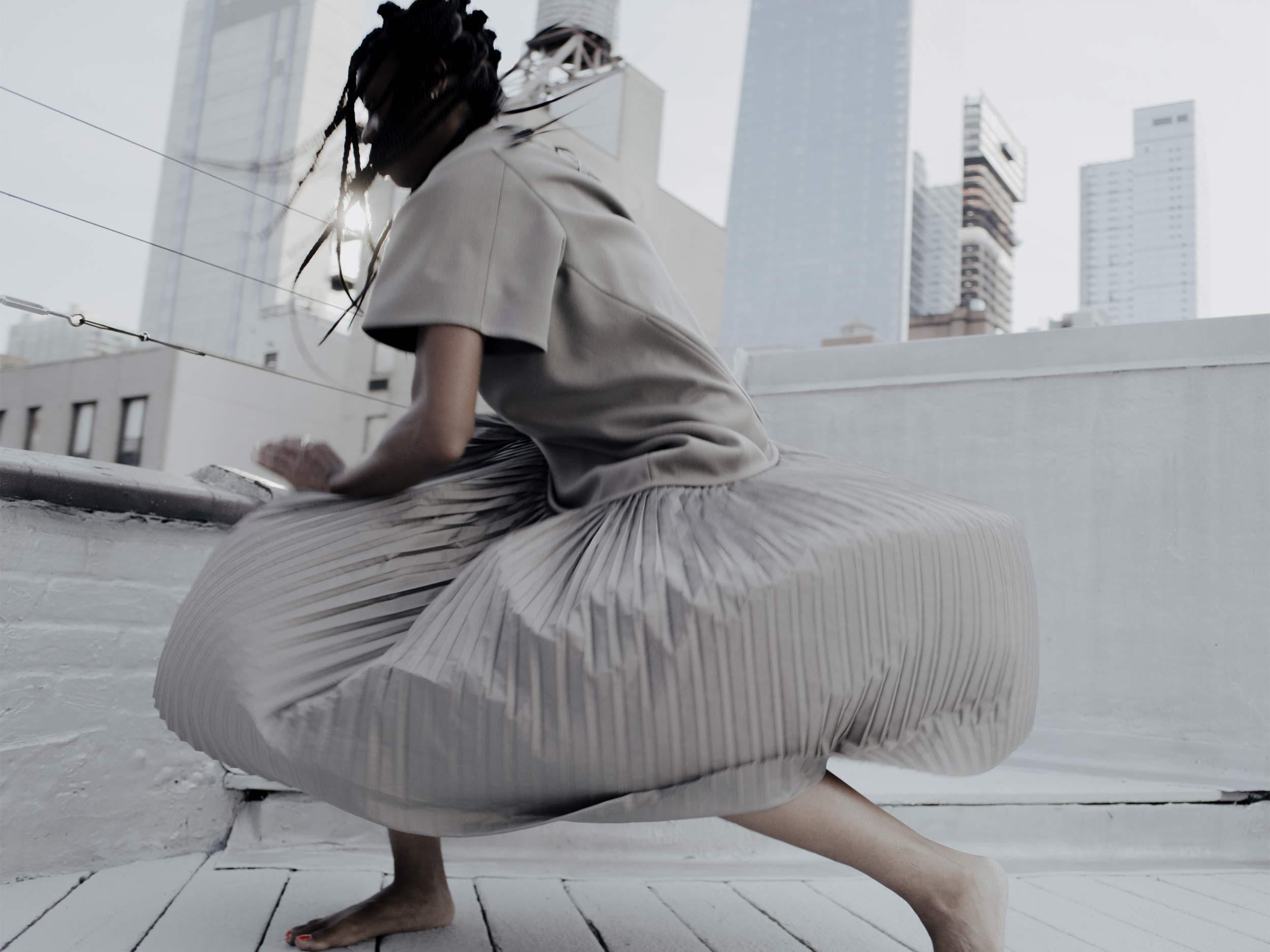 Dancer Martha Nichols rekindles the energy of the city that never sleeps