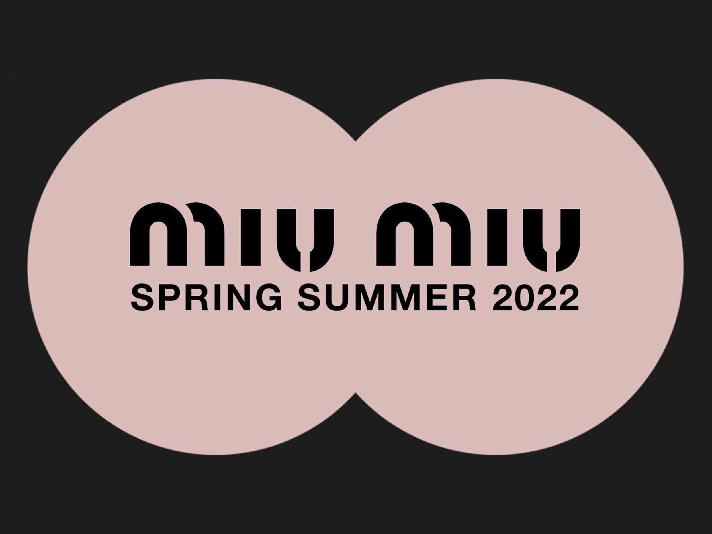 Livestream the Miu Miu Spring/Summer 2022 show here