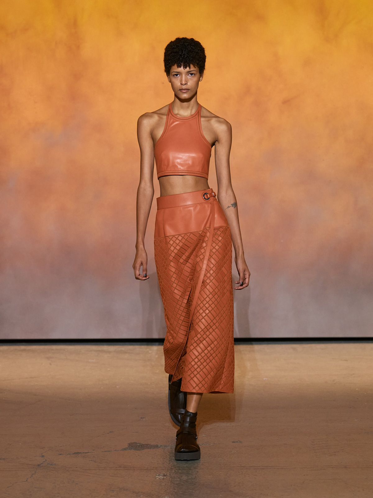 On the brink of getaway, Hermès pays homage to its roots