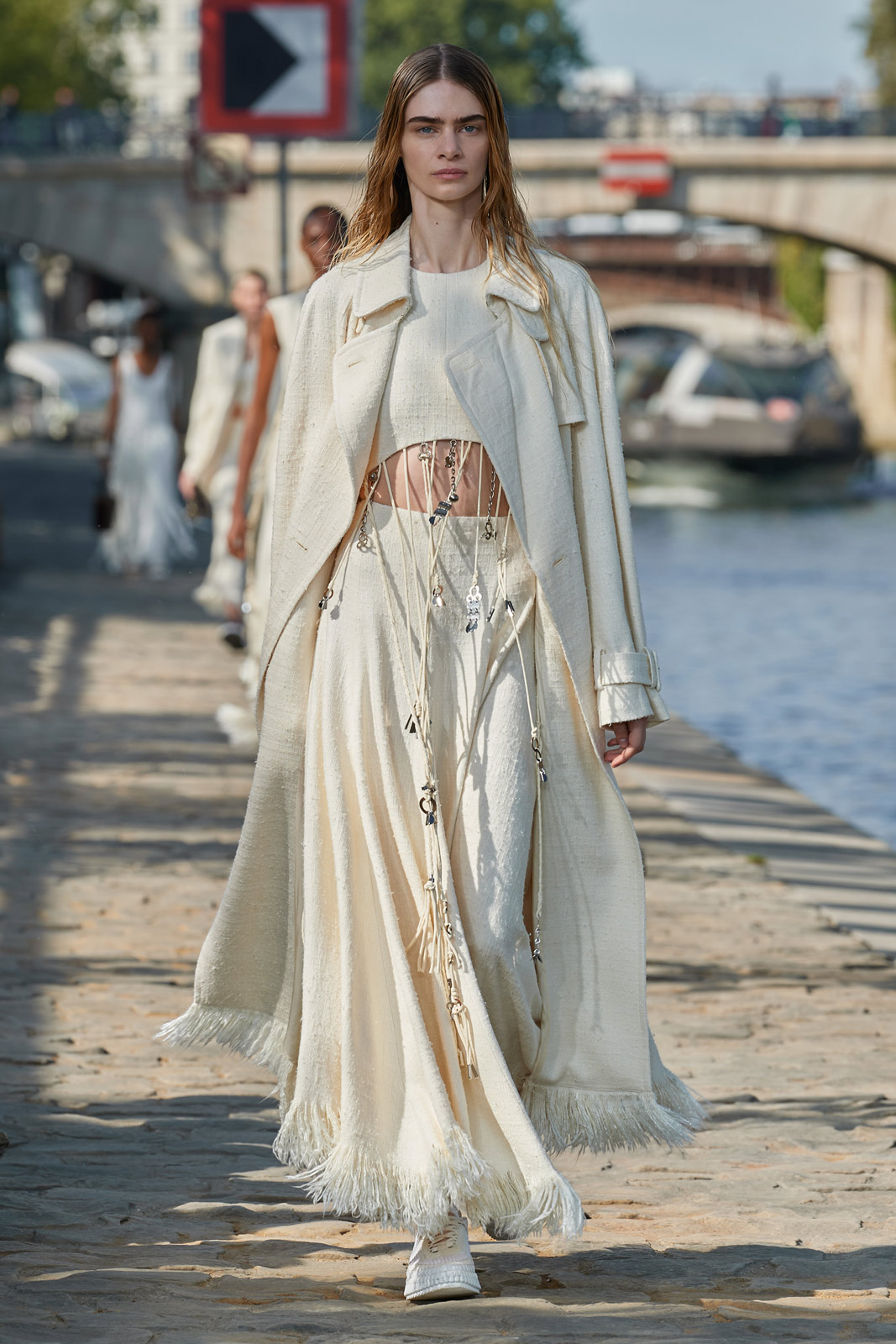 Chloé Spring/Summer 2022 is a collection about love