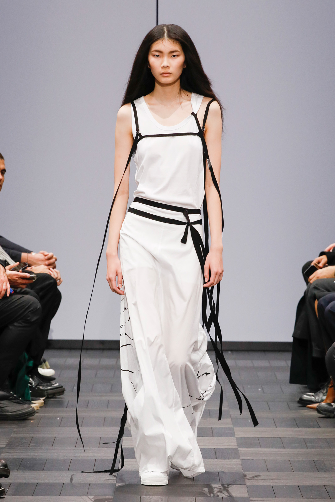 The past is present in Ann Demeulemeester's Spring/Summer 2022 collection