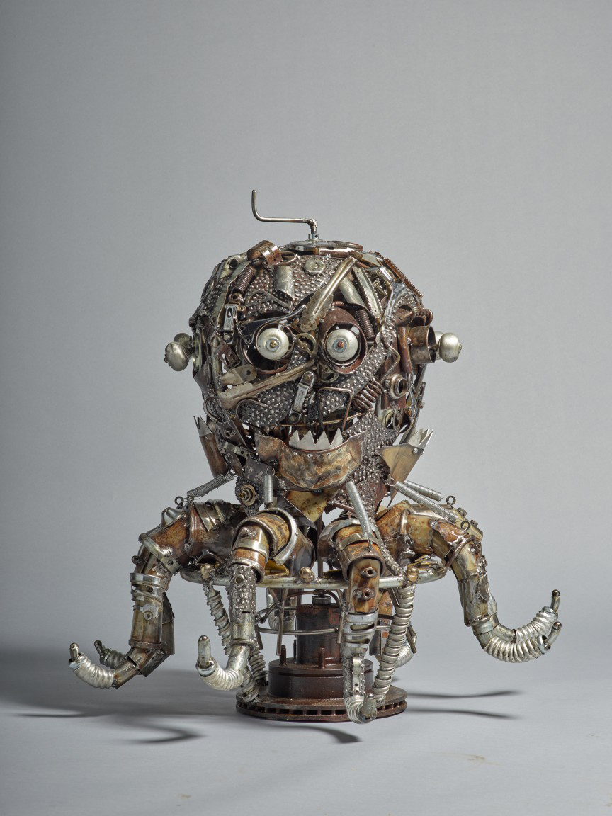 Burning Man goes to Sotheby's